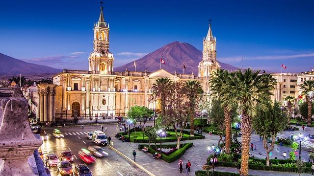 Mon récit de Voyage à Arequipa au Péru