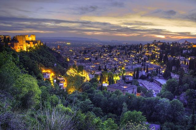 Les 3 villes à voir en Andalousie
