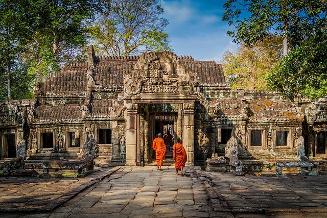 Visiter les temples d'Angkor au Cambodge – Nos conseils